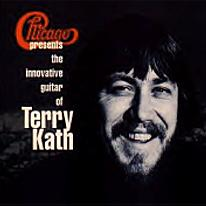 "CD cover ""Innovative Guitar of Terry Kath"""